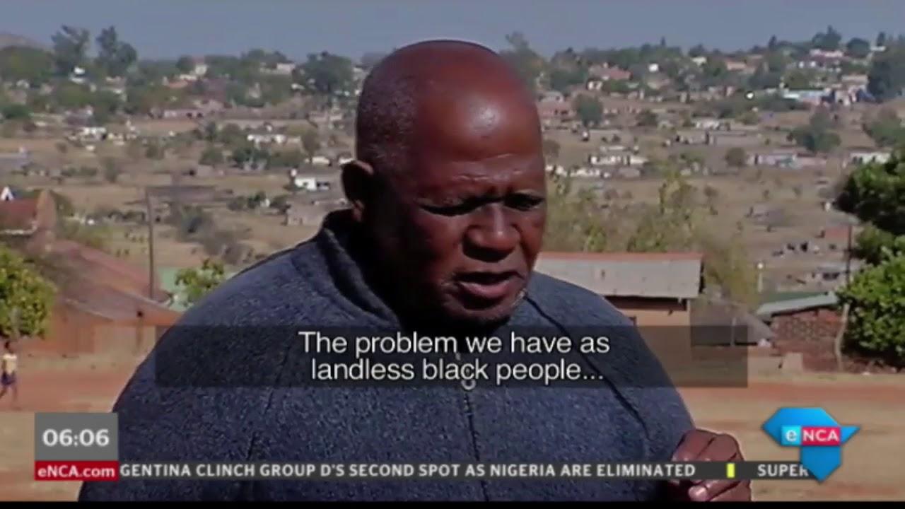 #LandExpropriation public hearings