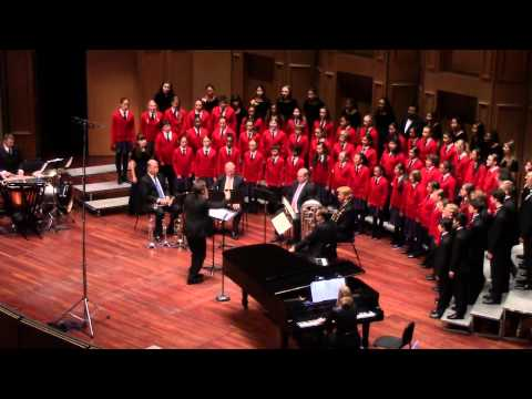 In Flanders Fields, Children's Choir, Dr. Aaron Mitchell, cond.