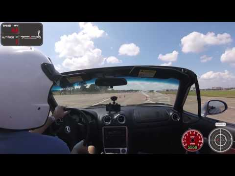 SoWeLa Regional Autocross March 2017 -- Trying Out The New Miata Mods
