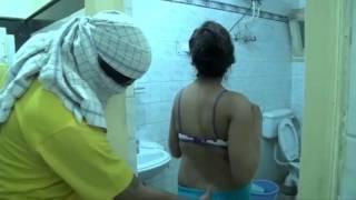 Garam Bhabhi in Bathroom with Devar   Priya Garam hogai Bath mai pyas bujhai