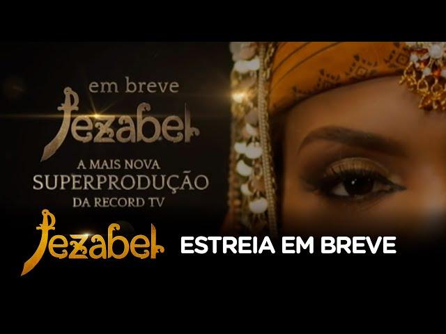 Conheça Jezabel, a nova superprodução que estreia em breve na Record TV