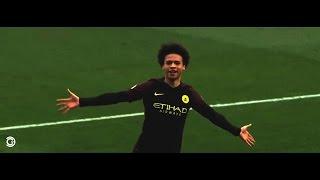 Leroy sané 2016/17 - goals & skills