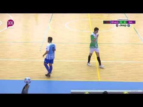 FUTBOL SALA 101TV MCF Futsal vs  Alhendin (1-3)
