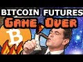Bitcoin Futures 💀 The End of $BTC? Paper Ponzi!! (CME CBOE Bakkt Nasdaq)