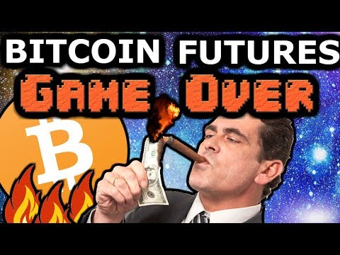 Bitcoin Futures 💀 The End Of $BTC? Paper Ponzi!! (CME CBOE Bakkt Nasdaq)