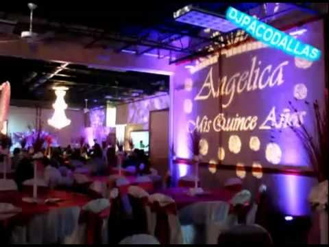 Led Up Lighting Gobo Name And Pics Of Quinceaneras And