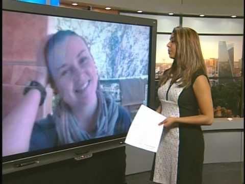 CTV Regina ML - Rocanville Girl Gives Back in Peru