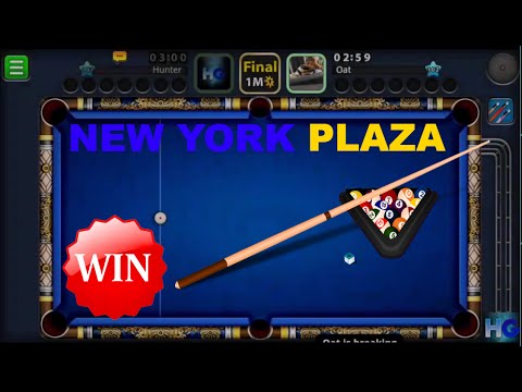 8 Ball Pool | Winning the New York tournament | New Cue