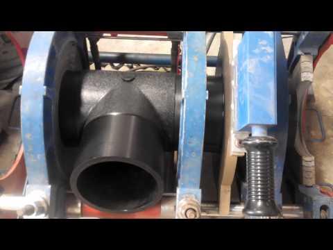 Hàn ống và phụ kiện HDPE.