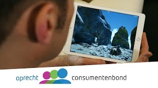 Apple iPad 2018 - Review (Consumentenbond)