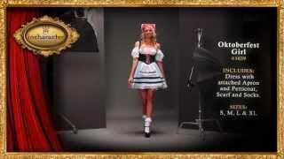 видео Баварские национальные костюмы. Октоберфест - купить или взять в прокат мужские и женские немецкие костюмы в интернет-магазине ТИЗ