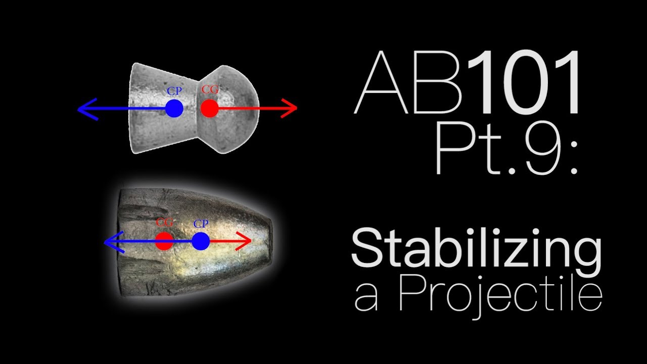 How Pellets and Slugs are Stabilized | AB101 Pt 9