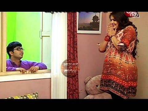 Piyush Comes To Meet Dipika In A Romantic Way In Dhhai Kilo Prem