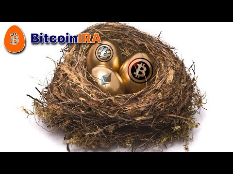 Crypto Retirement – Discussing Bitcoin  IRA with Chris Kline
