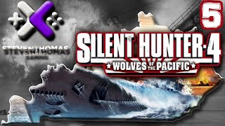 Silent Hunter 4: Wolves of the Pacific by SKS Plays - Mission 1: Squiggle Defense [Episode 5/6]