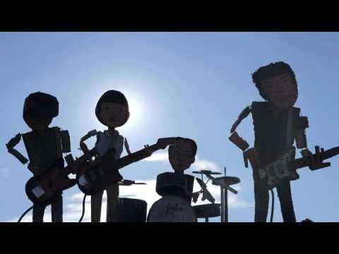 bloodthirsty butchers / ディストーション  Music Video (監督:Jimbo Matison)