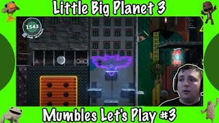 LittleBigPlanet 3 - Scary Monsters! - Mumbles Let