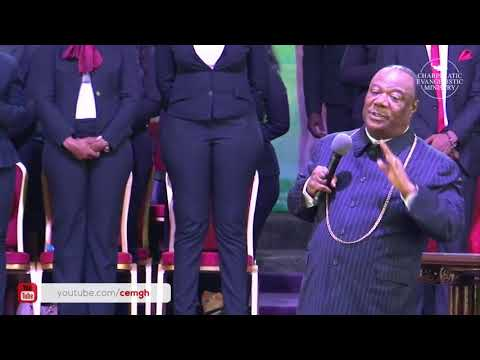 LAUNCH OUT INTO THE DEEP - Archbishop Duncan Williams