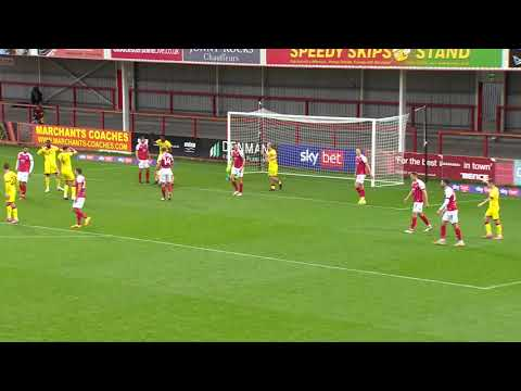 Cheltenham Walsall Goals And Highlights