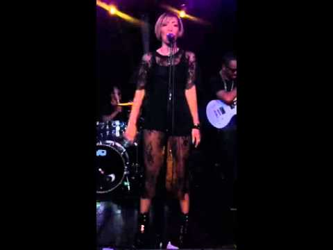 Bridget Kelly Act Like That Live With Band