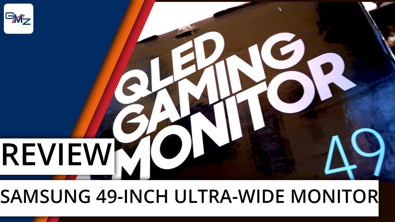 Samsung CHG90 49-Inch QLED Gaming Monitor Review - MWEB Gamezone