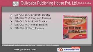 Books & Study Material by Gullybaba Publishing House Private Limited, Delhi