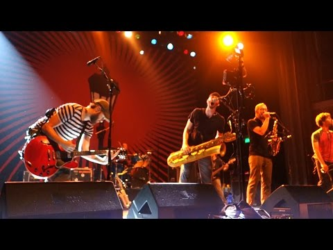Streetlight Manifesto - The Big Sleep – Live in San Francisco