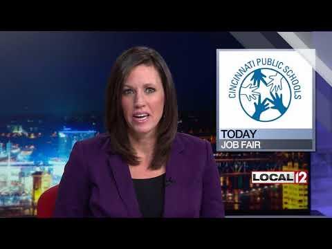Cincinnati Public School hosts job fair for teachers