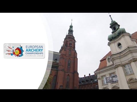 Live session: Recurve finals |Legnica 2018 European Archery Championships