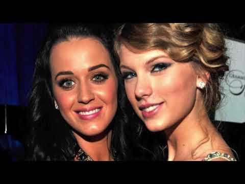 Taylor Swift Y Katy Perry son amigas nuevamente