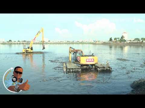 Pluit Lake Project - Jakarta 2013 (Original)