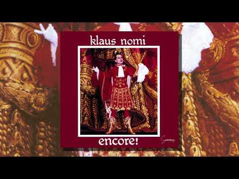 Klaus Nomi – Encore! (Full Album, 1983)