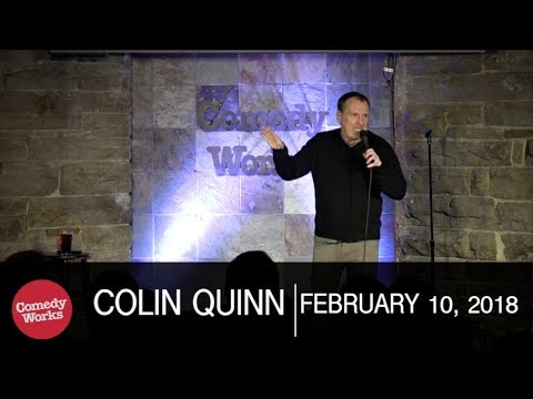 Colin Quinn  Things That Should Be Illegal