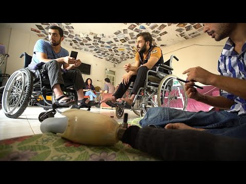 Syrian war victims: