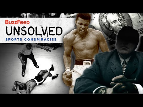 A.D. Berry - The Conspiracy Of Muhammad Ali's Fixed Fight
