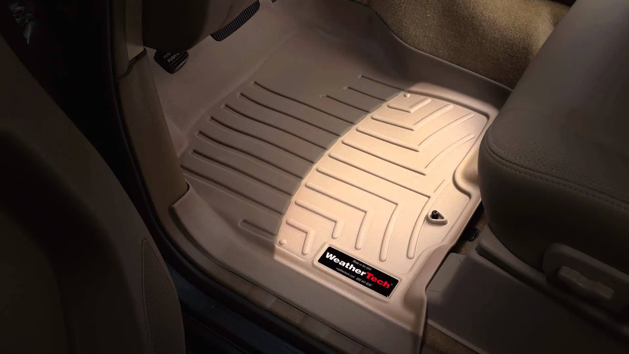 Weathertech floor mats commercial - Give Winter The Boot Weathertech Commercial