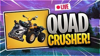 NEW QUAD CRUSHER IS OUT LIVE!!