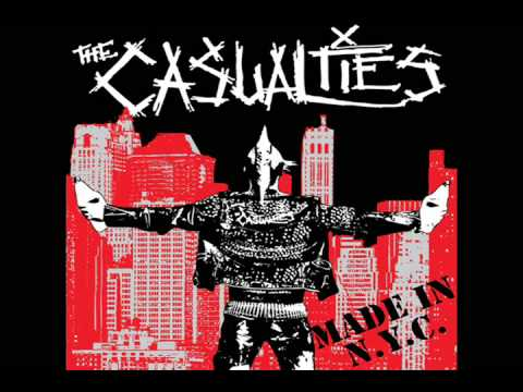 The Casualties - Unknown Soldier