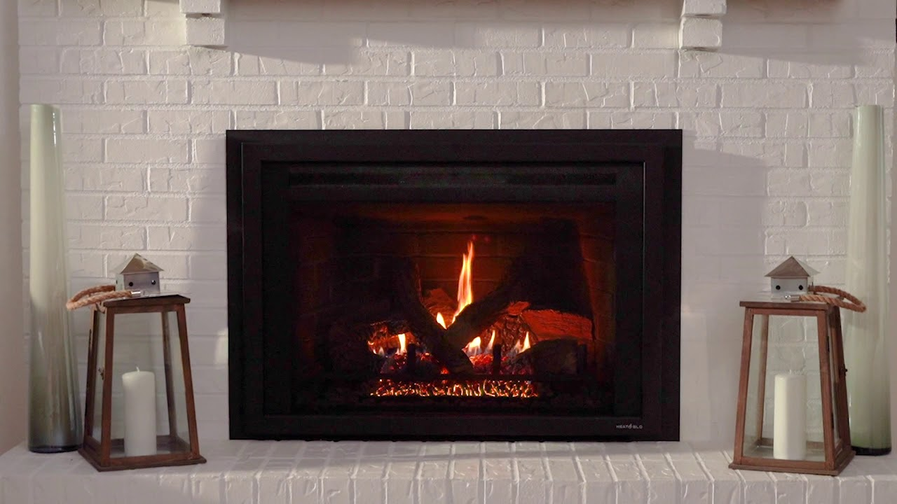 Convert Your Fireplace