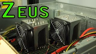 Dual Xeon 60TB Dedicated Plex Media Server - Meet Zeus