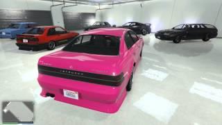Repeat youtube video GTA5 日本車だけのガレージ!! (多分日本車)