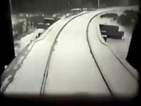 1920-30 Vintage Footage of Great Northern Railway