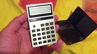 POKET PC  CASIO LC 851 VINTAGE