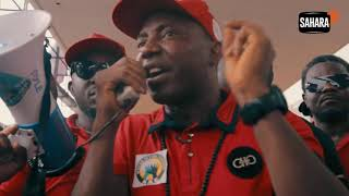 Sowore Campaigns End In Grand Climax In Lagos
