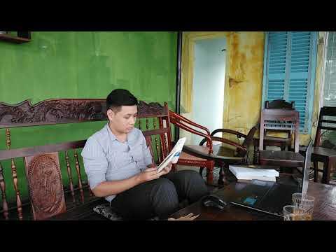 Le Vinh Vlog | Một Giờ đọc được 80 Trang Sách