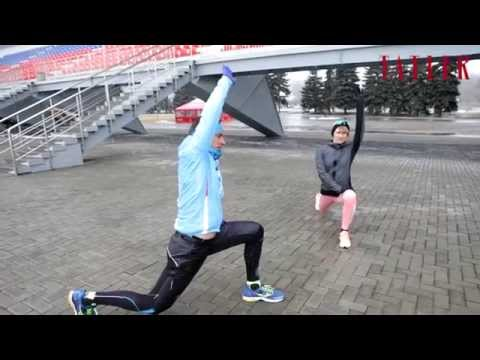 Как бегать быстрее: упражнения и советы от Полины Киценко