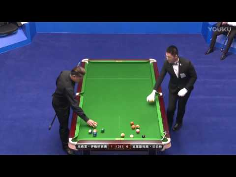 Jeffrey Ignacio VS Christophe Lambert - 2017 World Chinese 8 Ball Masters Grand Final