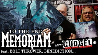 MEMORIAM - TO THE END | Album Premiere Track by Track feat. Bolt Thrower, Benediction, uvm.