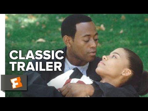 Love & Basketball (2000) Official Trailer - Sanaa Lathan, Omar Epps Basketball Movie HD