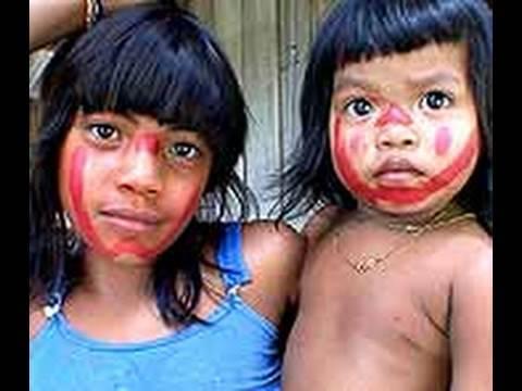 KAAPOR INDIANS BRAZIL AMAZON